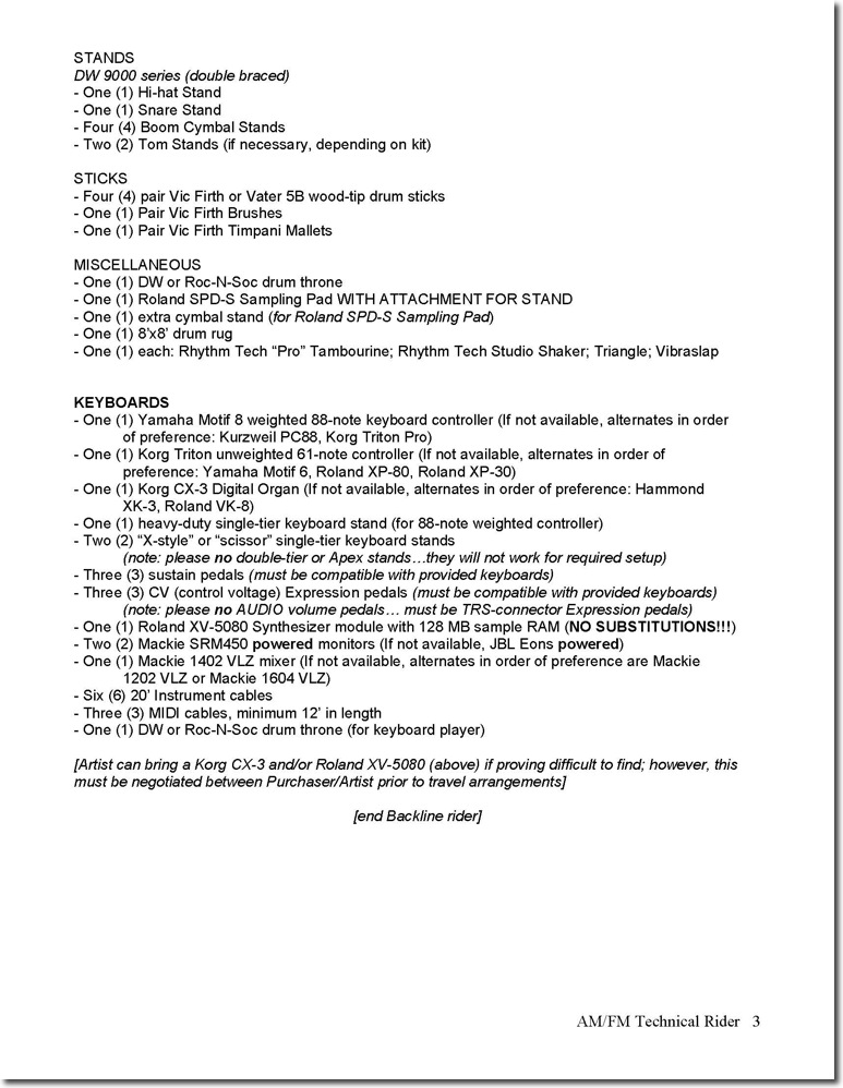 Fine Technical Rider Template Model - Examples Professional Resume ...